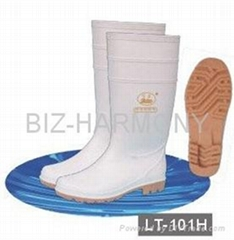 PVC Special Boots for Foodstuffs