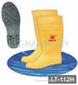 PVC Ordinary Working Boots 3
