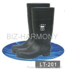 Static Resistance Boots 1
