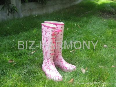 Fashion Rubber Boots 2