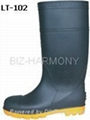 PVC Safety Boots  4