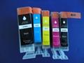 PGI525BK CLI526 優質兼容墨盒 3