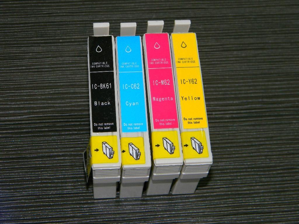 ICBK61 ICBK62-ICY62 日本兼容墨盒 2
