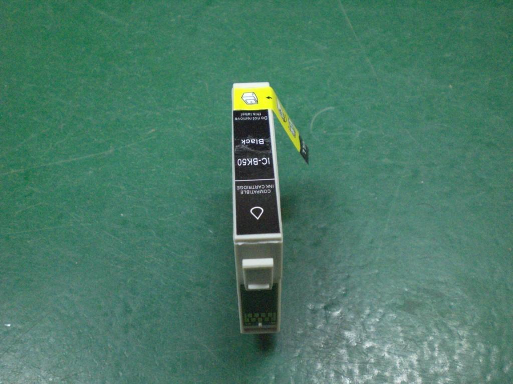 ICBK61 ICBK62-ICY62 日本兼容墨盒 5
