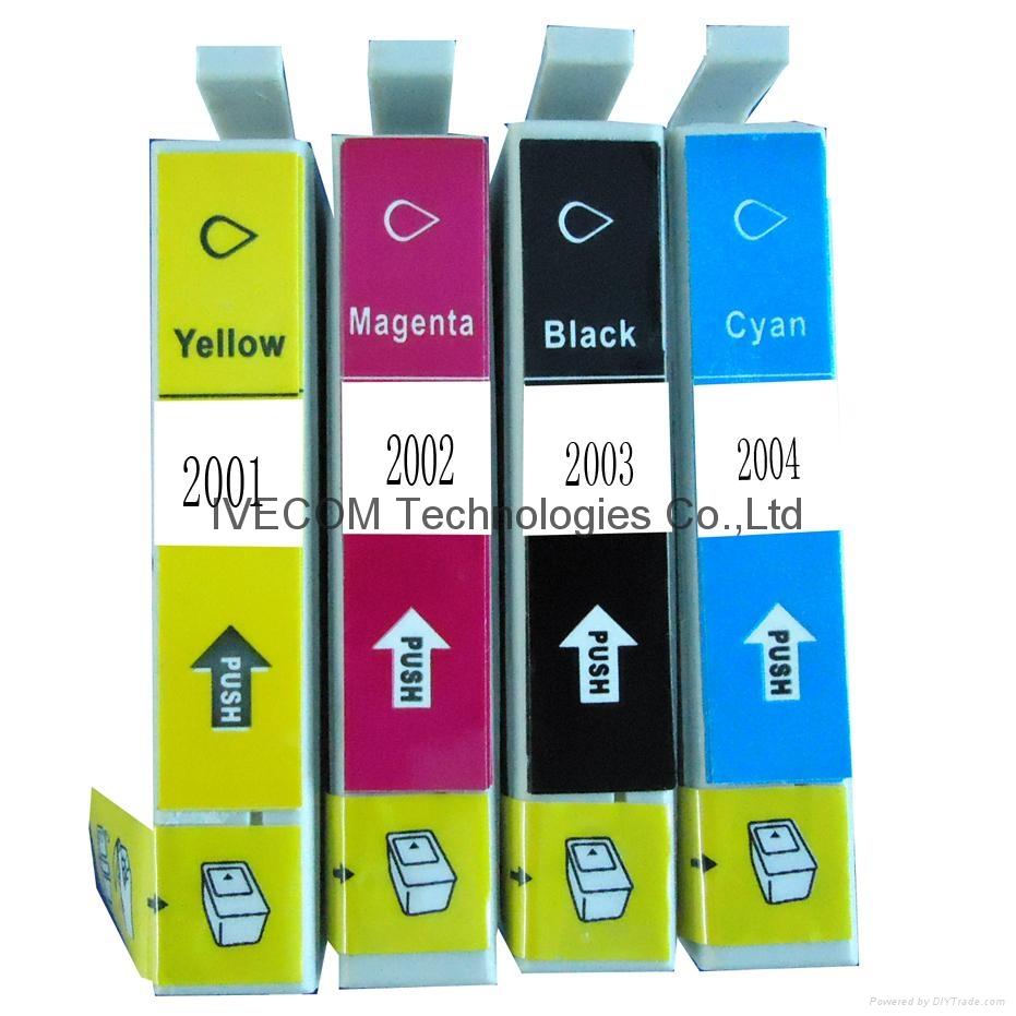 Epson T2001/T2002/T2003/T2004 T200XL1 兼容墨盒 1