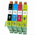 EPSON 177 176 T1761/T1762/T1763/T1764 兼容墨盒 2