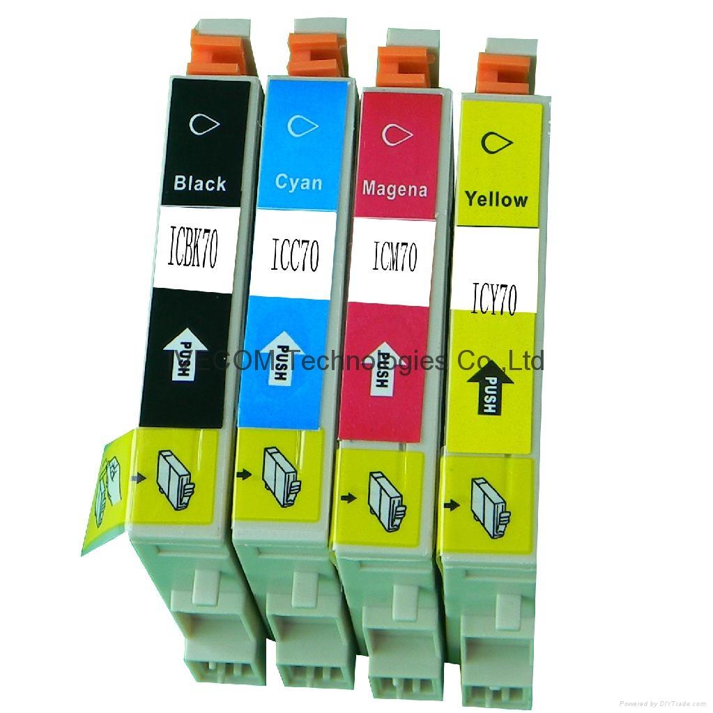 ICBK69/ICC69/ICM69/ICY69 兼容墨盒 2