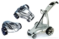 luxury golf trolley with hot selling model 1