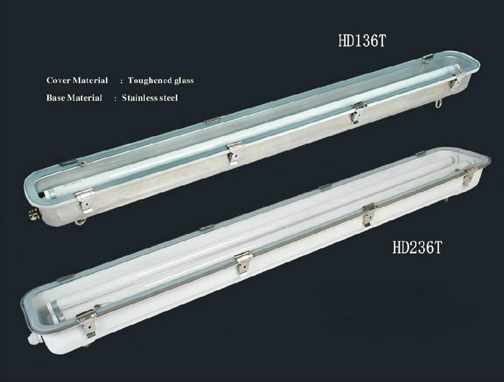Ip65 Lighting Fitting With T8 And Electronic Ballast 5