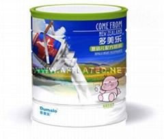 奶粉包装广告设计