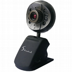 4 Mega pixels 10x real-time digital zoom Web Camera