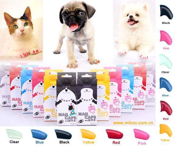 Mikoo Pets Nail Caps For Dogs Cats Dogs Cats China