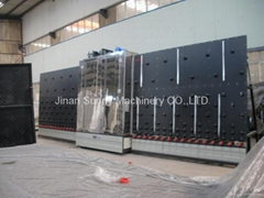 Glass washing machine--vertical glass washing machine