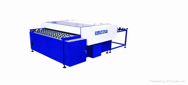 BX1600 Glass Washing & Drying Machine 1