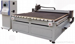 QGJ01 Semi-Auto Glass Cutting Machine