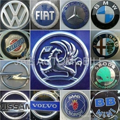 Automobile Emblem Logo