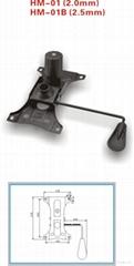 swivel chair mechanism