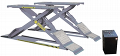 Full Rise Scissor Lift