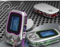 新款全金屬帶外響小奔馳MP3工廠直銷,誠征全國總代理