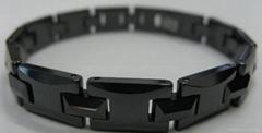 tungsten,titanium,stainless steel bracelet