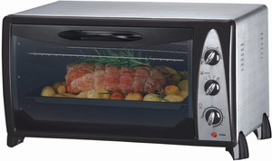 toaster oven, electric oven, stove 1
