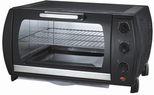 toaster oven, electric oven, stove 5