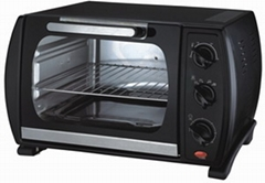 toaster oven, stove, convection oven