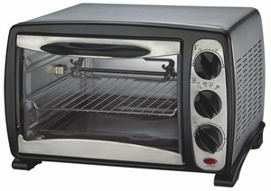 toaster oven, stove, convection oven 2