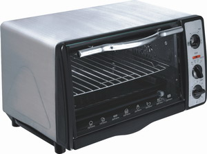 toaster, electric oven, stove 2