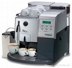 saeco喜客皇家全自动咖啡机