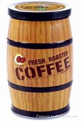 罐装咖啡豆