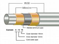 pex-al-pex pipe