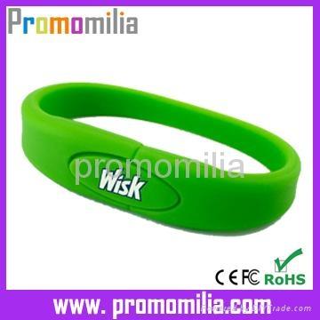 Bracelet USB Flash Disk 1