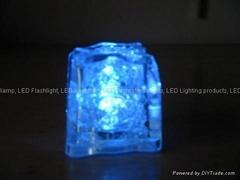 LED Flash Ice Cube