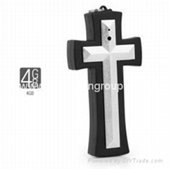 Cross Necklace Spy Camera with Web Camera Spy Camera Mini Digital Video Recorder