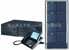 NEC SV8500数字集团电话程控交换机简介