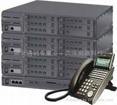 NEC SV8300数字集团电话程控交换机简介