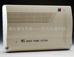 国威WS824(9A)型集团电话程控交换机
