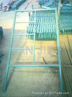 scaffolding frames 1