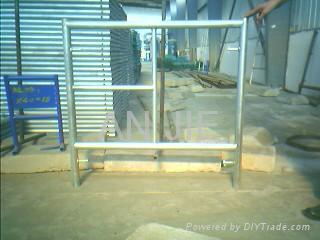 scaffolding frames 3