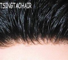 Man's full lace toupees, lace front toupees, hair pieces