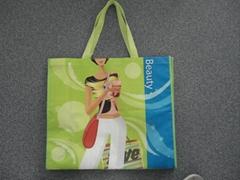 non-woven bag with lamination