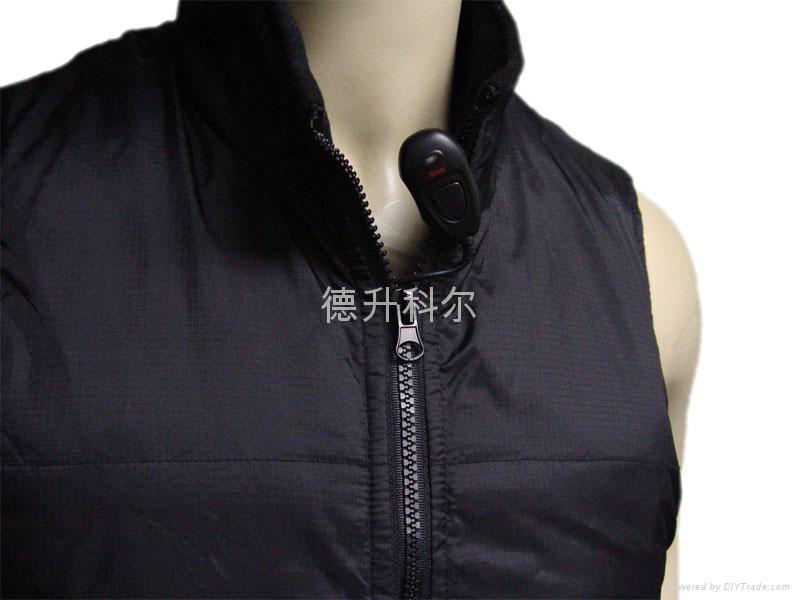 電熱背心、電熱馬甲、保暖衣 2