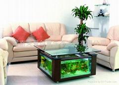 供应创意明典CY-CJ免换水生态水族箱 生态鱼缸