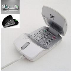 SKYPE鼠标电话