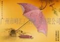 高檔刺繡傘 品牌雨傘  專櫃雨