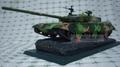 99主战坦克模型