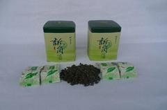 新崗挂綠茶
