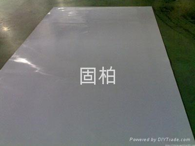 High Tearing Resistance Silicon Rubber Sheet  2