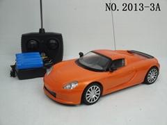 1:18 4CH RC car